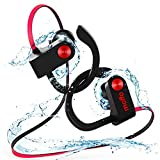 Best Wireless Ear Buds For Runnings - Bluetooth Headphones, Moffo Wireless Sport HD Stereo IPX5 Review
