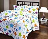 Renown Adorable Colourful Stars Reversib...