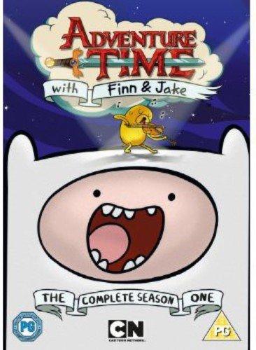 Adventure Time: Season 1 [3 DVDs] [UK Import]
