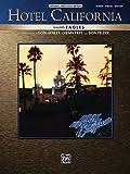 Partition variété, pop, rock... ALFRED PUBLISHING EAGLES THE - HOTEL CALIFORNIA - PVG Piano voix guitare