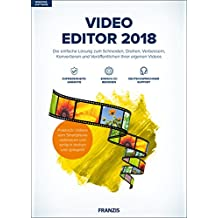 FRANZIS Video Editor (2018) Software