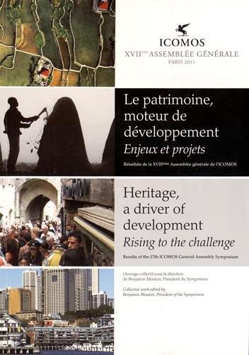Le patrimoine, moteur de développement : Enjeux et projets (1Cédérom) par Benjamin Mouton