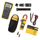 Fluke 117/323 Electricians Multimeter Combo Kit - multímetros (LCD)