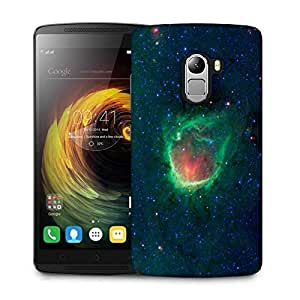Snoogg Hole In Galaxy Designer Protective Phone Back Case Cover For Lenovo Vibe K4 Note