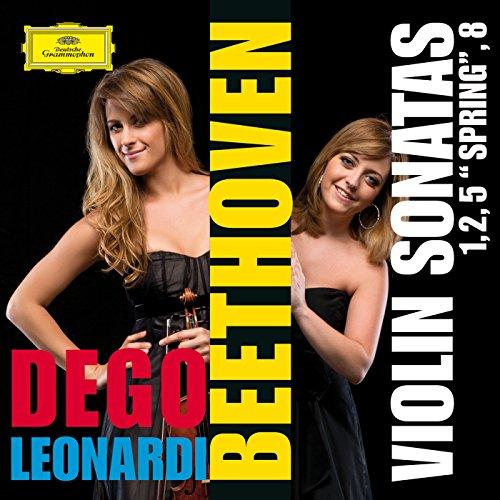 """Beethoven: Violin Sonatas Nos. 1, 2, 5 """"Spring"""" And 8"""