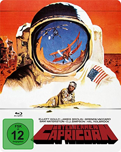 Unternehmen Capricorn - Steelbook [Blu-ray] [Special Edition] - Mono-bildschirm