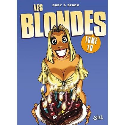 Les Blondes T10 : ça se fête !