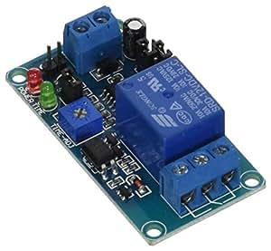 Uxcell - Modulo Temporizzatore; Chip: SRD-12VDC-SL-C