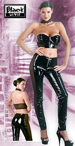 Black Level 28507881030 Lack Top und Hose, M, 1 Stück