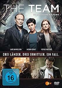 The Team [4 DVDs]: Amazon.de: Lars Mikkelsen, Jasmin Gerat