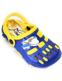Angel Fashion Aeroplane Kids Clogs,Sandals