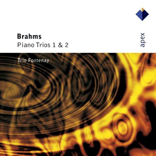 Brahms : Piano Trios Nos 1 & 2 - Apex