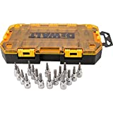 Dewalt DWMT73806 Tough Box Tool Kit 3/8 Drive Bit Socket Set