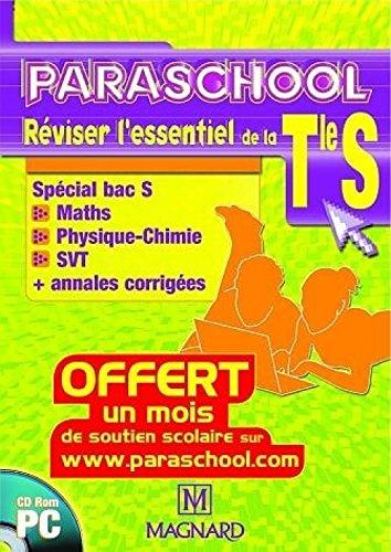 Paraschool essentiel terminale s