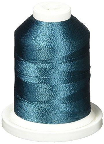 Robison-Anton Dark Teal-Viskose Super Feststoffe, Acryl, Mehrfarbig -