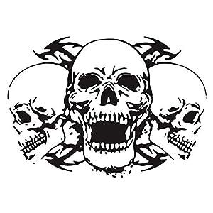 Skull Aufkleber Auto Günstig Online Kaufen Seite 3 Günstig