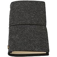 Yinew Vintage Creative Journal Cover schreiben Notebook Hand Halten Journal