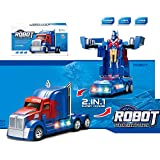Popsugar Deformation Racer Truck Model with Lights and Sound
