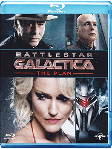 Battlestar Galactica – The Plan [Italia] [Blu-ray] 51sFf15wJEL