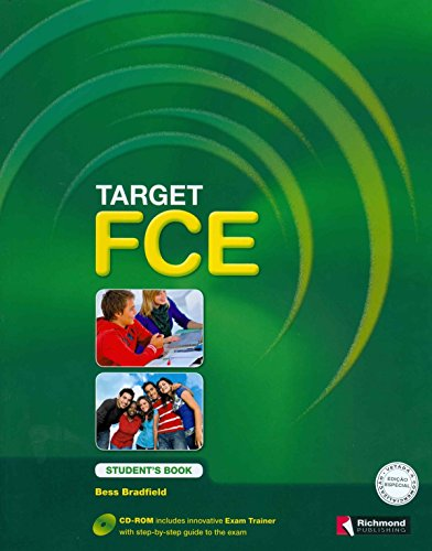 Target FCE Student's Book Pack by Bess Bradfield (4-May-2010) Paperback