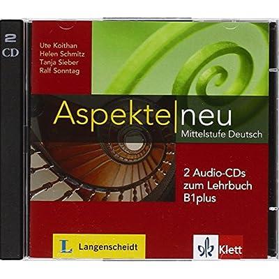 Aspekte neu in halbbanden: lehr und arbeitsbuch b2 teil 1 mit cd.