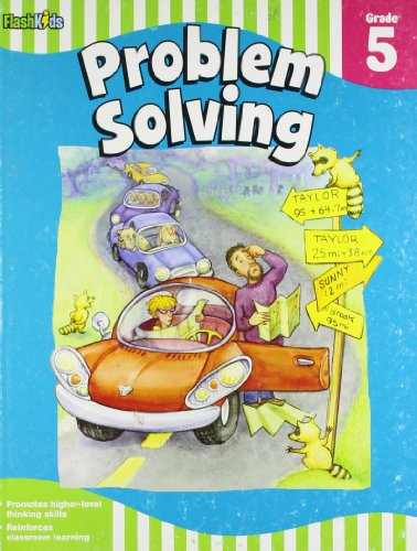 Problem Solving: Grade 5 (Flash Skills)