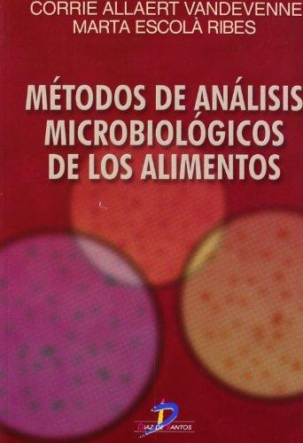 Metodos de analisis microbiologicos de los alimentos epub