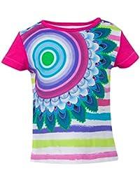 Desigual Azabache - Camiseta Niñas