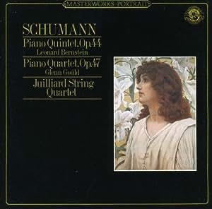 Glenn Gould Jubilee Edition: Klavierquintett Op.44+Klavierquartett Op. 47