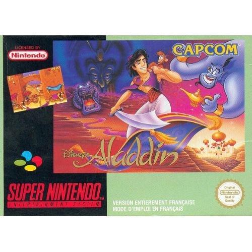 Disney's Aladdin SNES