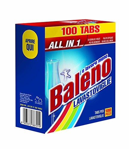 baleno-e-lavoro-meno-tabs-per-lavastoviglie-pezzi-200-set-da-2-confezioni-da-100-pastiglie-cadauna