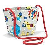 Reisenthel, Minibag Kids, Kinder-Sporttasche, 21 cm, Circus Red