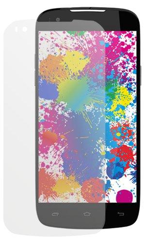 dipos I 2X Schutzfolie matt passend für Kazam Th&er Q4.5 Folie Bildschirmschutzfolie