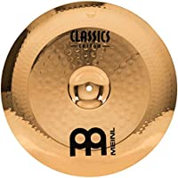 "Meinl Cymbals CC16CH-B Classics Custom - Platillo china (40,64 cm/16""), acabado brillante"