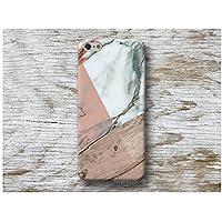 rosa Holz Weiß Marmor Handy Hülle Handyhülle für Samsung Galaxy S8 Plus S7 S6 Edge S5 S4 mini A3 A5 J5 2016 2017 Note 4 5 Core Grand Prime