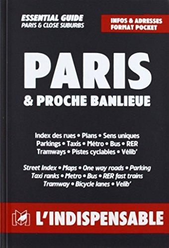 Atlas routiers : Paris et banlieue