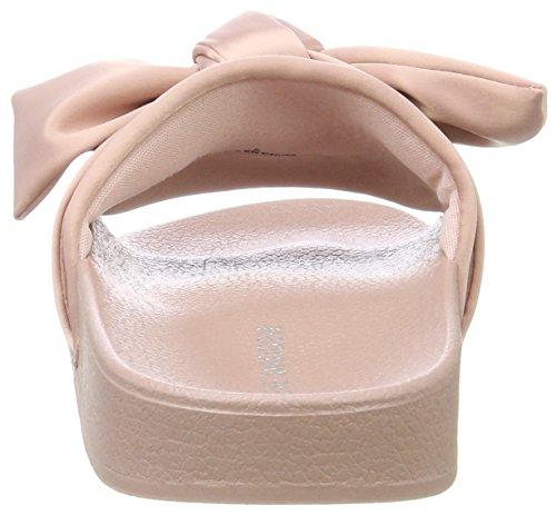 Steve Madden Silky Sandal, Pantofole Donna Rosa (Pink)