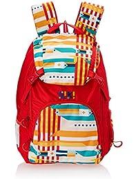 Wildcraft Wiki Daypack Polyester 38 liters Red Laptop Bag (8903338048992)
