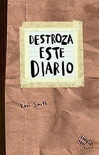 Destroza este diario. Craft par Keri Smith