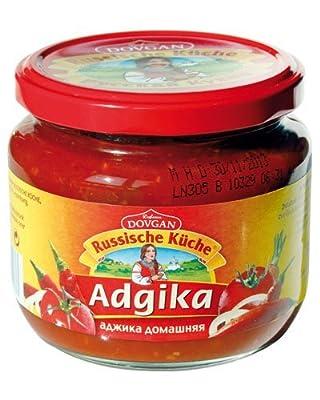 Dovgan Adgika Sauce (Scharf)