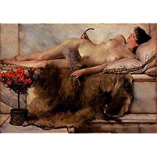 Grafika Jigsaw Puzzle 1000 pieces - Sir Lawrence Alma-Tadema : In the Tepidarium