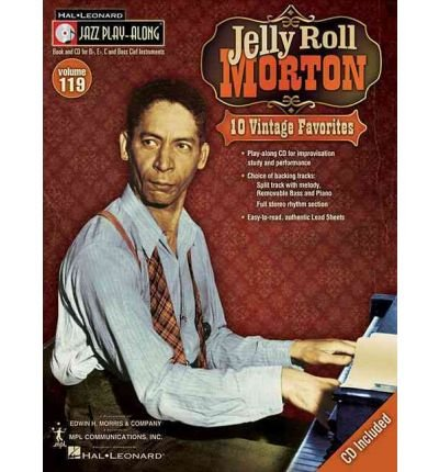 [(Jelly Roll Morton: 10 Vintage Favorites)] [Author: Jelly Roll Morton] published on (June, 2010)