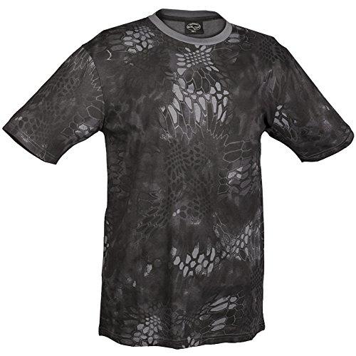 Mil-Tec Leichtes US Army Tarnshirt(Mandra Night/L)