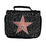 Cera & Toys® Kulturtasche - Star - mit Gratis Aufdruck des Namens