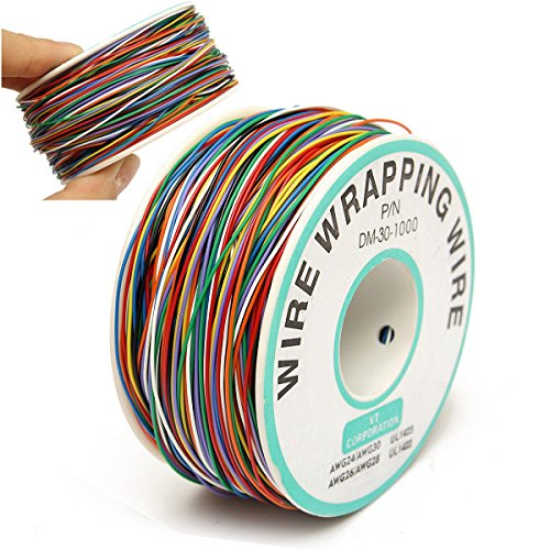 Jig Jtag (Daniu 250m 8-wire farbig isolierte p\/n b-30-1000 30awg draht)