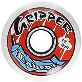 Labeda - Gripper Soft 4er Set Rollen weiß/schwarz
