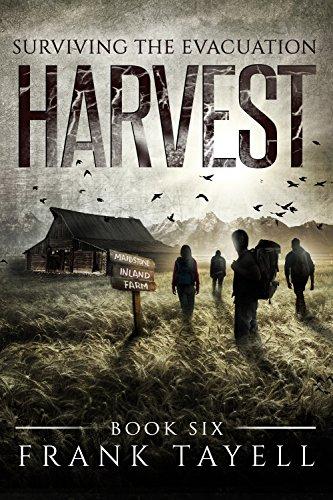surviving the evacuation book 6 harvest english edition ebook
