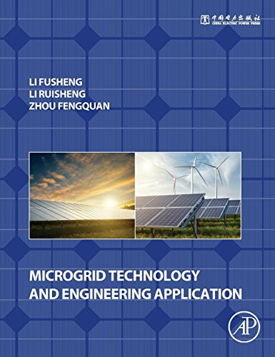 Microgrid Technology and Engineering Application por Fusheng Li