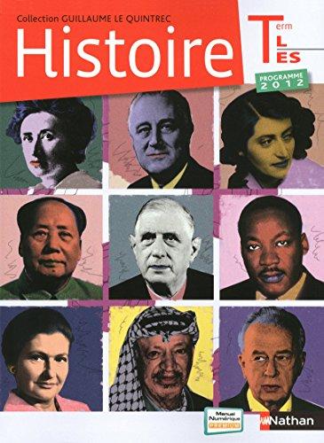 Histoire Term L-ES - G. Le Quintrec