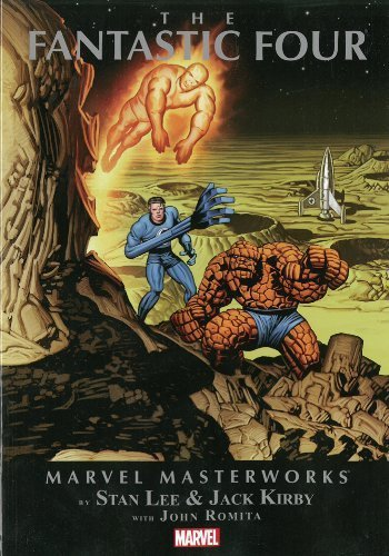 Marvel Masterworks: The Fantastic Four Volume 10 by Lee, Stan (2014) Paperback